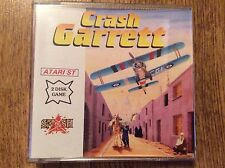 Crash Garrett Atari St Game! Complete! Look At My Other Games!