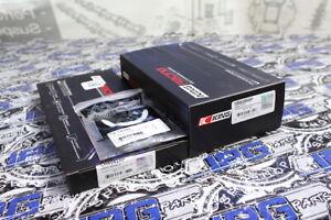 King STD Size pMAX Black Main Rod Bearings For Honda Acura K24 K24A K24A2 K24A4