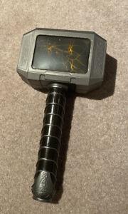 Mjolnir Thor Hammer Hasbro Prop Electronic Marvel Rare Collectors