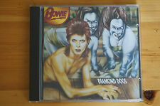 David Bowie Diamond Dogs CDP 13 Tracks 2 Bonus 1st Run EMI MINT Holland