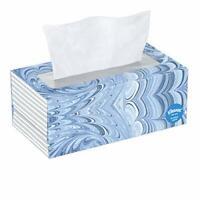 2 pack Kleenex, Facial Tissues, 1 Flat Box, 144 Count each