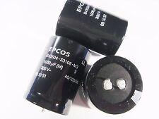 3 x 1000uF 300V ELKO snap in radial EPCOS #1E30#