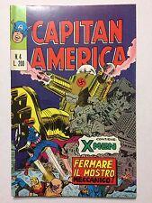 Capitan America n.4 Ed. Corno 1973