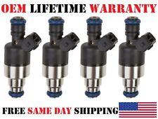 <1998_2000> GMC Sonoma 2.2L I4 *Genuine* Rochester 4 Pieces Fuel Injectors Reman