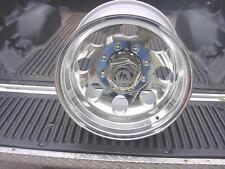 "17x9""  polished baja GENUINE AMERICAN RACING  8 LUG FORD CHEVY DODGE 8X6.5"