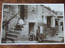 FISHERMAN'S QUARTERS, BACK ROAD, ST.IVES: Cornwall R/Photo/Pc # 56548, G Conditi