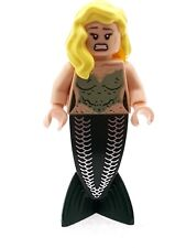 LEGO Mermaid Minifigure Flesh Head & Torso NEW