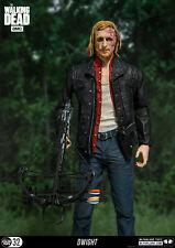 "PREORDER Ships 8/25/17 McFarlane AMC WALKING DEAD TV 7"" DWIGHT Figure COLOR TOPS"
