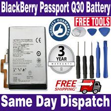 New Battery For BlackBerry Passport Q30 SQW100-1 SQW100-3 BAT-58107-003 3400mAh