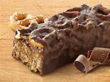 nutrisystem chocolatey pretzel dessert bars lot of 7 -FRESH just arrived