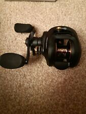 QUANTUM SMOKE SHD201SPT FISHING REEL LEFT HAND