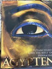 Buch: Ägypten, Tutanchamun und die Welt der Pharaonen, Du Mont, Sehr gut