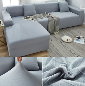 Covers on The Corner Sofa Covers Elastic Sofa Linings They Covered 2 Seats Capes