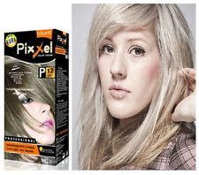 Lolane Pixxel Hair COLOR Permanent Hair Cream Dye Ash blonde P17