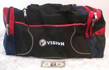 Vision Martial Arts Duffle Bag J Park Tae Kwon Do Mma Karate Large Size