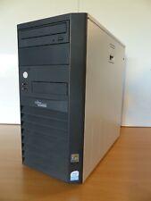 FUJITSU SIEMENS ESPRIMO P2510 INTEL PENTIUM 4HT 3,20 GHZ/1GB RAM/80GB HD + WIN7