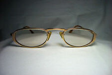 7dbb8438ca Henry Jullien eyeglasses cat s eye round oval gold filled frames women s  vintage