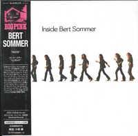 BERT SOMMER-INSIDE-JAPAN MINI LP CD Ltd/Ed G09