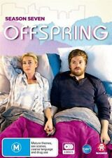 OFFSPRING: THE COMPLETE SEVENTH SEASON 7 SEVEN DVD Region 4 BRAND NEW/ SEALED!
