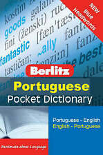 Berlitz Pocket Dictionary Portuguese Latest Edition