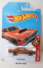 Mattel Hot wheels 249/365 HW Flames 68 Dodge Dart FNQHobbys NH107