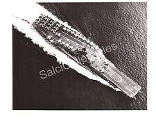 USS Intrepid CV-11 Aircraft Carrier Navy Ship Official Photo 8x10