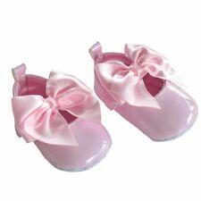 Baby Girl 0-3M Pink Shoe