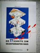 Buch Hausbau 77Schritte