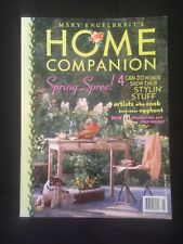 Mary Engelbreits Home Companion Magazine Paper Doll Included April/May 2002