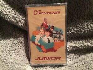 The Lafontaines - Junior -  Cassette New And Sealed