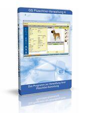GS Plüschtier-Verwaltung 4 - Software zur Verwaltung Ihrer Plüschtier-Sammlung