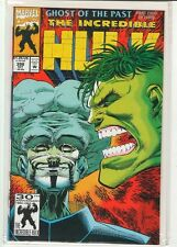 Incredible Hulk #398 last Dale Keown The Leader 9.2