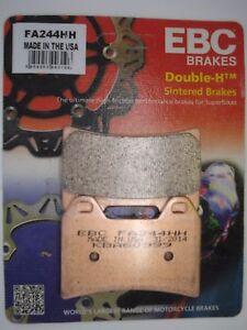 EBC HH Sintered Front Brake Pads BMW F800 ST 2006-2011 FA244HH