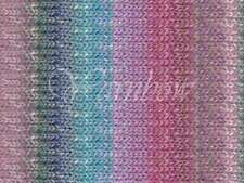 NORO ::Transitions #07:: wool silk cashmere angora camel alpaca mohair yarn