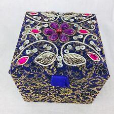 NEW Jewellery Treasure Box Big Trinket Box GIFT