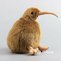 Plushy Simulated Animal Kiwi Plush Toy Stuffed Animal Doll Bird 11'' HighQuality