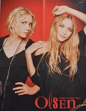 MARY-KATE & ASHLEY OLSEN - A2 Poster (XL - 42 x 55 cm)- Twins Clippings Sammlung