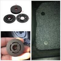 40 Pcs Universal Car Floor Mat Fixing Clamps Kit Durable ABS