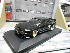 AUDI 200 Quattro Trans Am 1988 Test Car black Stuck Röhrl Scala 43 geb. Bau 1:43