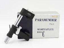 Mamiya Mamiyaflex Model C Paramender EX+ Condition made in Japan