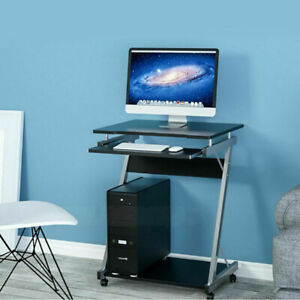 Small Office Desk Computer PC Laptop Table Kids Study Home Workstation Furniture