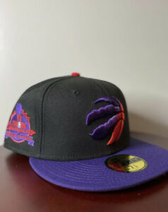 Nba Toronto Rapters Fitted Cap