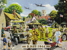 Army 1945-Present Collectable WWII Military Plaques