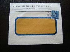 BELGIQUE - enveloppe 1938 (cy29) belgium