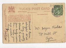 Edgar Pickles Mill Street Ayr 1914  205a