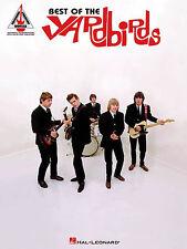 Yardbirds - Jeff Beck Eric Clapton Guitar Tab Song Book