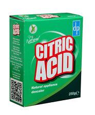 DP Clean & Naturel Acide Citrique naturel Appliance Descaler 250 g