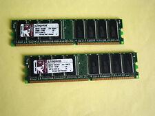 2x 1GB PC -Arbeitspeicher von Kingston KTH-D530-1GB