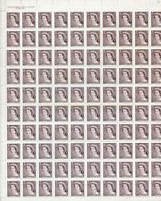 Canada 1953 Karsh Portrait 1c to 5c fine mint nh complete sheets (2019/11/24#03)