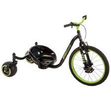 """NEW Huffy 20"""" Inch Green Machine Drift Trike Ride On Tricycle Go Kart Bike Cart"""